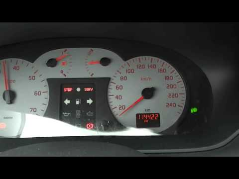 Экономия пробега снятием предохранителя с ABS Renault Megane