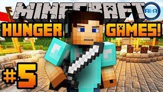 "getlinkyoutube.com-Minecraft HUNGER GAMES - w/ Ali-A #5! - ""ITS A TRAP!"""