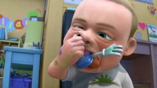 getlinkyoutube.com-Toy Story 3: Jugando Sucio
