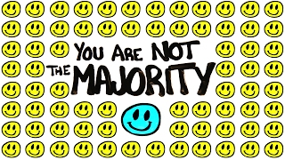 getlinkyoutube.com-You Are Not The Majority