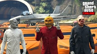 getlinkyoutube.com-LES MONSTRES D'HALLOWEEN ATTAQUENT LA BASE MILITAIRE GTA 5 ONLINE