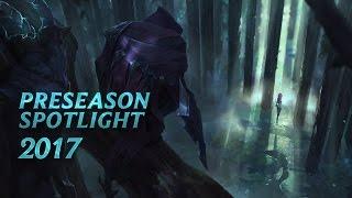 getlinkyoutube.com-2017 Preseason Spotlight   Gameplay - League of Legends