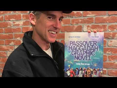 Gorf - 4 Children - Multimedia Passover Zoom Presentation