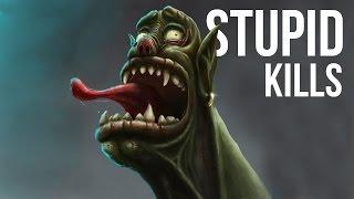 getlinkyoutube.com-Top 10 Stupid Yet Hilarious Kills In Video Games