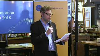 IBP Communications and PR Awards 20918 - Opening Speech, Michael Hilditch, Inside Housing