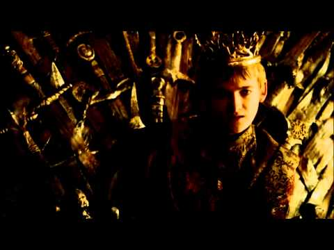 sansa+joffrey | love the way you lie (vidlet)