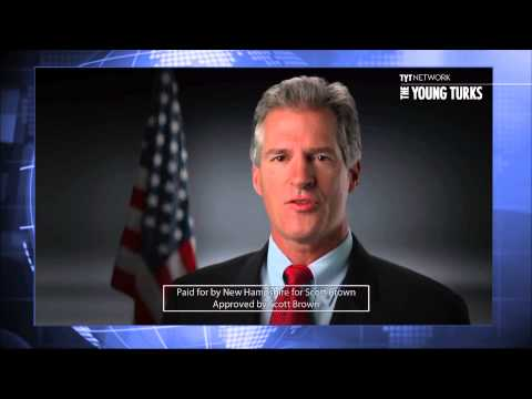 Scott Brown Caught In Major Lie About His Favorite ISIS Lie