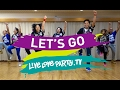 Lets Go | Zumba® | Live Love Party | JPOP