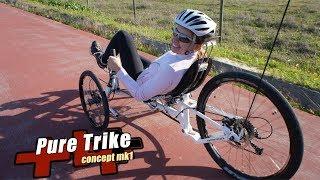 getlinkyoutube.com-Recumbent Trike concept - PurePedal.com