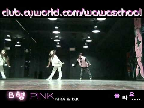 WAWA DANCE ACADEMY APINK I DON'T KNOW DANCE STEP