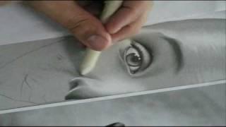 getlinkyoutube.com-Desenho a lápis feito por Charles Laveso