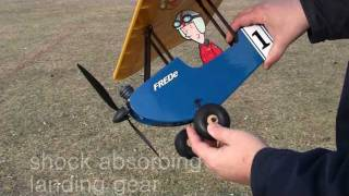 getlinkyoutube.com-FLY RC with the Stevens Areomodel FREDe