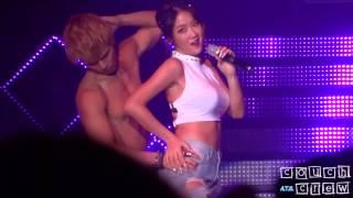 getlinkyoutube.com-131012 씨스타 콘서트 'S' Sistar Concert S Soyou - We Found Love (Rihanna)