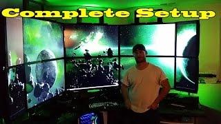 getlinkyoutube.com-My 2014 Razer Themed Ultimate Setup Powered by the Origin Genesis