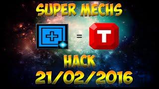 getlinkyoutube.com-Super Mechs Hack Power Kit 2016-2017
