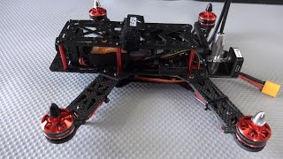 getlinkyoutube.com-STORM Racing Drone GPS (RTF / NAZA V2) TYPE A CHASSIS - UNBOXING & FIRST LOOK