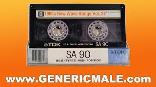 80s New Wave / Alternative Songs Mixtape Volume 37 width=