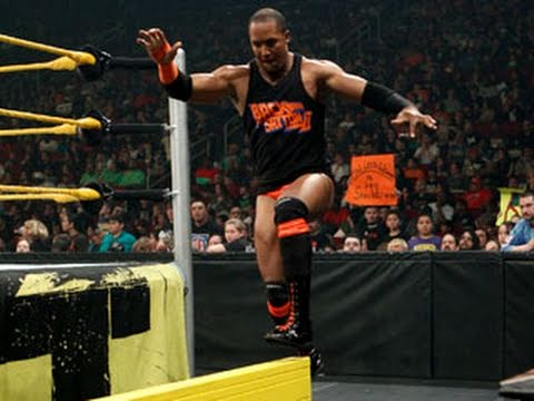 WWE NXT: NXT Rookie Challenge: Boot Camp Obstacle Course