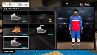 Shoe Glitch - NBA 2k15