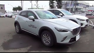 getlinkyoutube.com-マツダ CX-3 XD Touring L Package 4WD 内外装