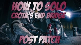 getlinkyoutube.com-Destiny - How To Cross The Bridge Solo With Any Class (After Patch Cheese)
