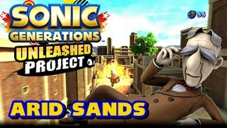 getlinkyoutube.com-Sonic Generations Unleashed Project - (1080p) Arid Sands