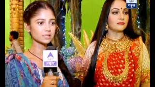getlinkyoutube.com-Jai Santoshi Maa: Gracy Singh joins the world of small screen as Santoshi Maa