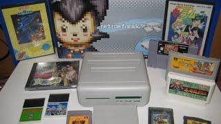 getlinkyoutube.com-Retro Freak Review (HDMI Nintendo, Sega, & NEC Retro Console)