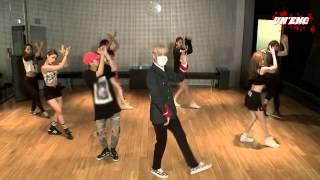 getlinkyoutube.com-BIGBANG (GD&TOP) - ZUTTER (TUTORIAL SLOWED & MIRRORED)