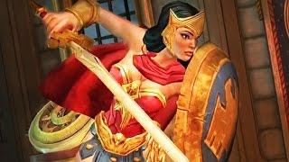 getlinkyoutube.com-DC Comics Legends - Legendary WONDER WOMAN Unlocked