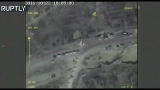 getlinkyoutube.com-Aerial view of Aleppo under humanitarian ceasefire