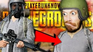 FIRST TIME PLAYER HUNTED BY 99 STRANGERS!! • Playerunknowns Battlegrounds (PUBG Solo Gameplay)