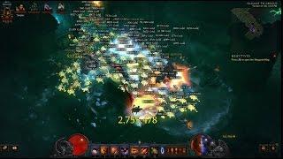 getlinkyoutube.com-Diablo 3 - INCREDIBLE Gold Farming. MILLIONS in minutes! Patch 2.1