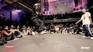 KEFTON vs KYOKA 2nd round Battles Hiphop Forever 2014