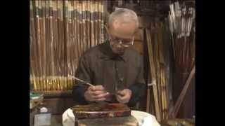 getlinkyoutube.com-Traditional Handmade Japanese Arrow Making 弓矢