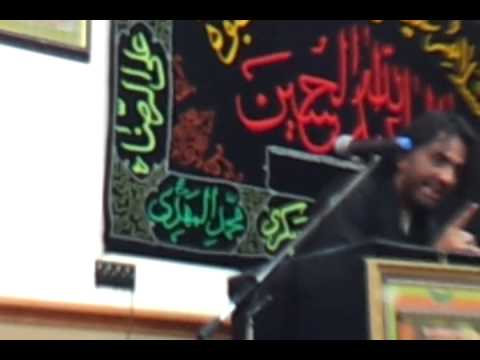 Allama Nasir Abbas multan in Oldham UK 2/12/13 part 2/2
