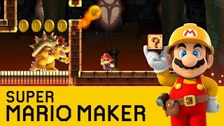 getlinkyoutube.com-Super Mario Maker - Bowser Boozled