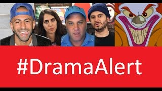 getlinkyoutube.com-FouseyTube vs Clown #DramaAlert H3h3 roasted by Shoenice - Casey Neistat - YouTube Beta - Markiplier