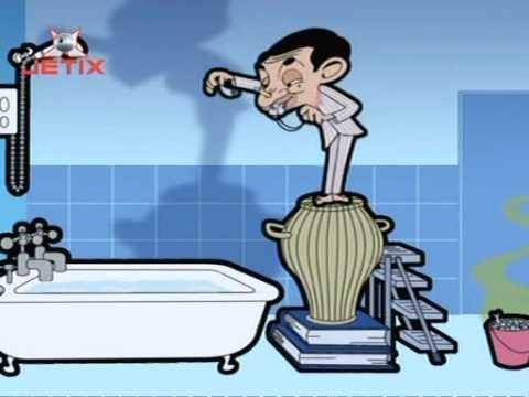 Mr. Bean  E04 - Pesce Rosso.(Extra)