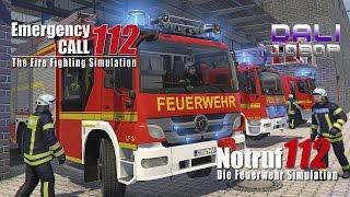 getlinkyoutube.com-Emergency Call 112 - The Firefighting Simulator | Notruf 112 - Die Feuerwehr Simulation Demo