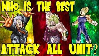 getlinkyoutube.com-SSR Analysis | Broly vs Majin Vegeta vs Xeno Trunks | DBZ Dokkan Battle