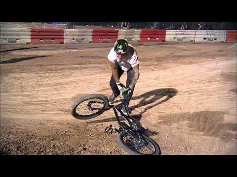 Kyle Baldock - BMX DIrt Finals Run 3