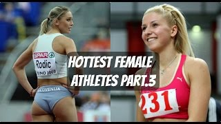 getlinkyoutube.com-Beautiful and Sexy Women in Sports ● Hottest Female Athletes Part.3