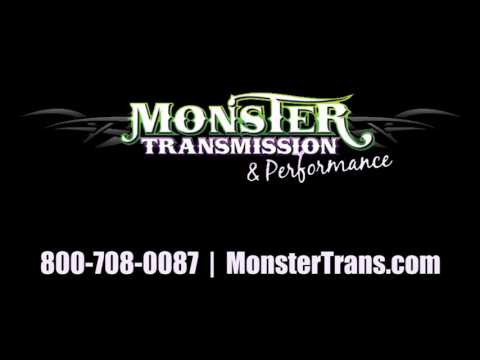 Nathan's 4L65E MIB for his '03 H2 Hummer | Monster Transmission