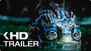 THE SHAPE OF WATER Trailer (2017)