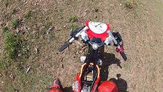 getlinkyoutube.com-Raider 150 Nghi Nhóc 62mm 400M Drag Long An (Camera GoPro)