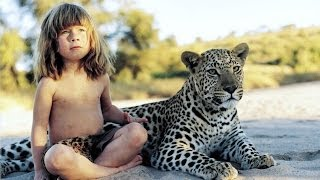 getlinkyoutube.com-10 Children Raised by Animals