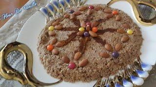 getlinkyoutube.com-Recette de la Tamina(Takneta)/Algerian pastry Tamina/طريقة تحضير طمينة اوالتقنتة