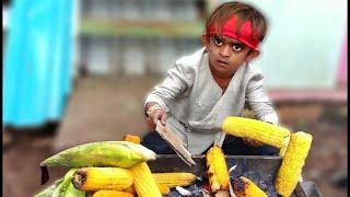 छोटू का कोयला | CHOTU KA KOYLA | Khandesh Hindi Comedy | Chotu Comedy Video