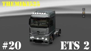 getlinkyoutube.com-Euro Truck Simulator 2 #20: Vlastní tahač!